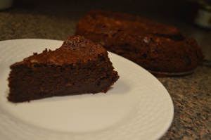Sacher Torte – Chocolate Cherry Cake