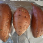 sweet potatoes for casserole
