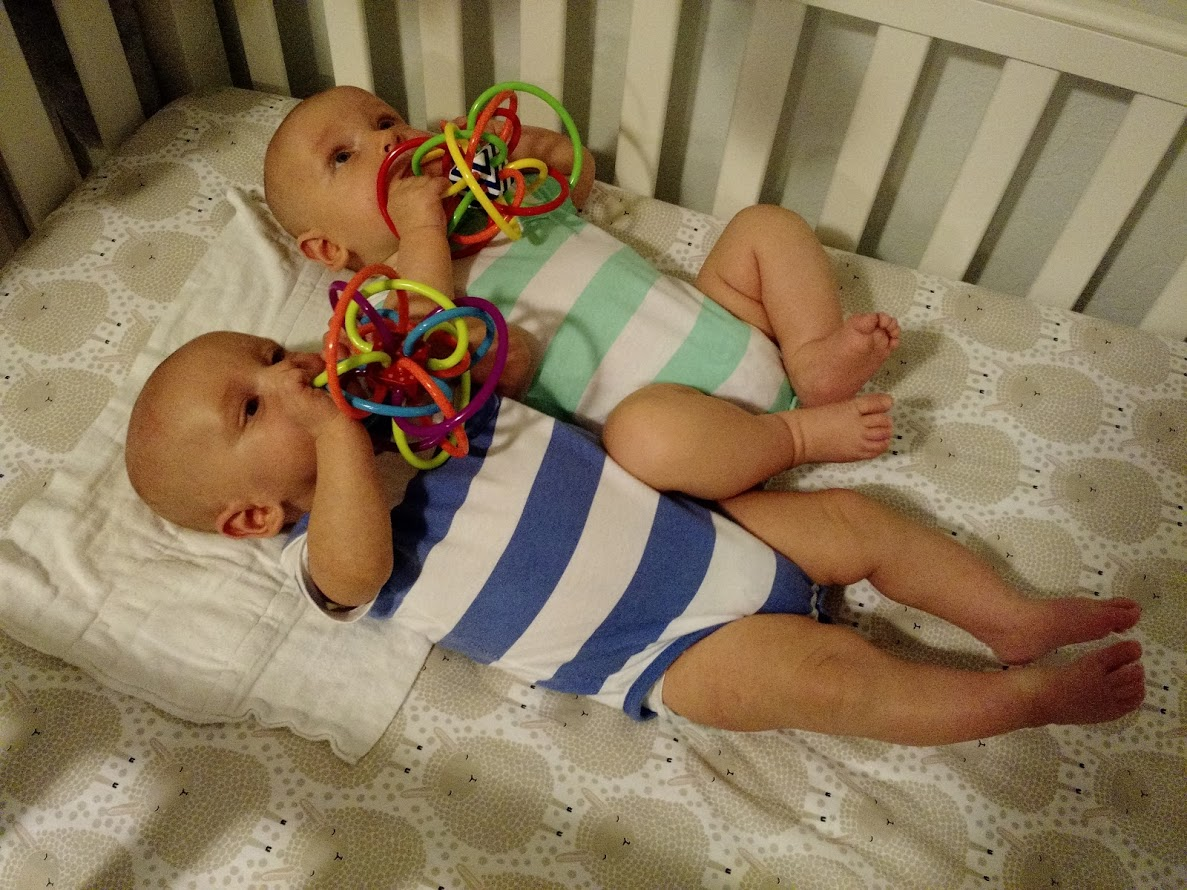 Toys For Twins : Early teething toys for twins ages months