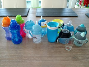 Sippy Cup Smackdown – Baby Edition