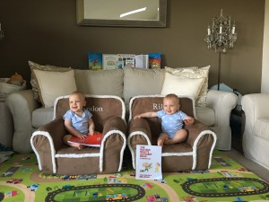 Twins Schedule And Goals At 12 Months