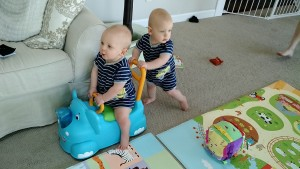 Best Twin Toys at 12 Months