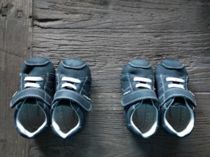Buying The First Pair of Baby Shoes – Pediped Review