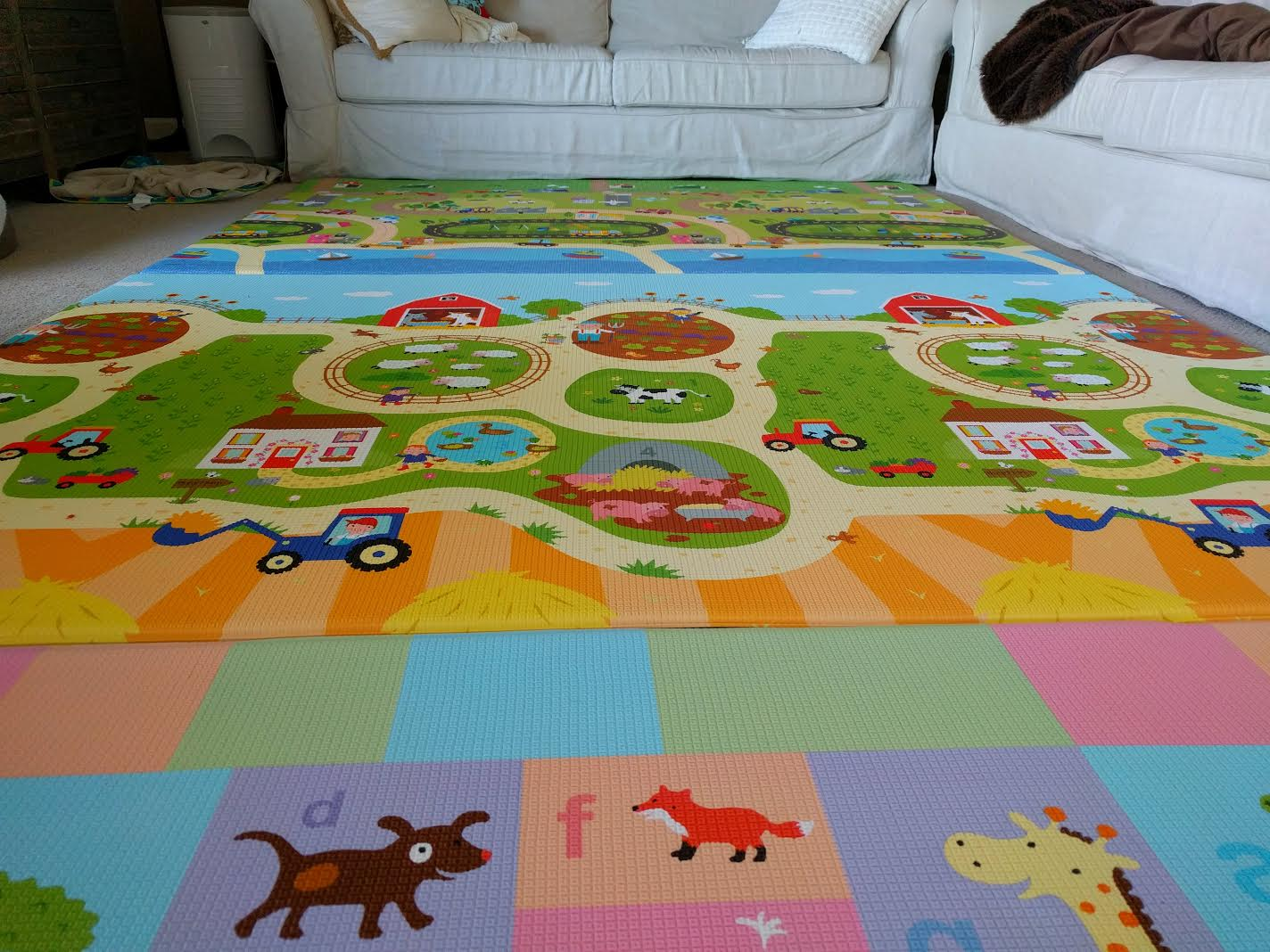 Baby Care Mat Review for Babies - The Best Playmat that is Non-Toxic
