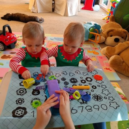Sick day indoor activity ideas for toddlers